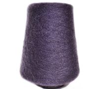 Пряжа кид мохер. Пряжа LINEAPIU фиолетовый 93/2200