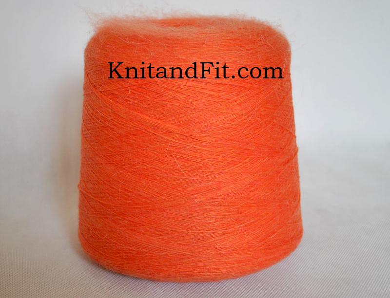 Angora new orange 12/1500