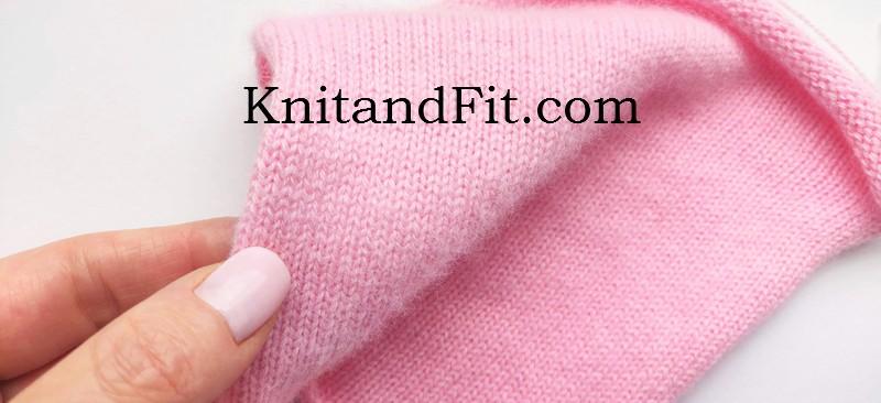 Пряжа ангора с мериносом цвет нежно розовый.260/1300