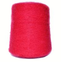 Кид мохер Италии.IGEA/ANTARES. Цвет красный.120/1500